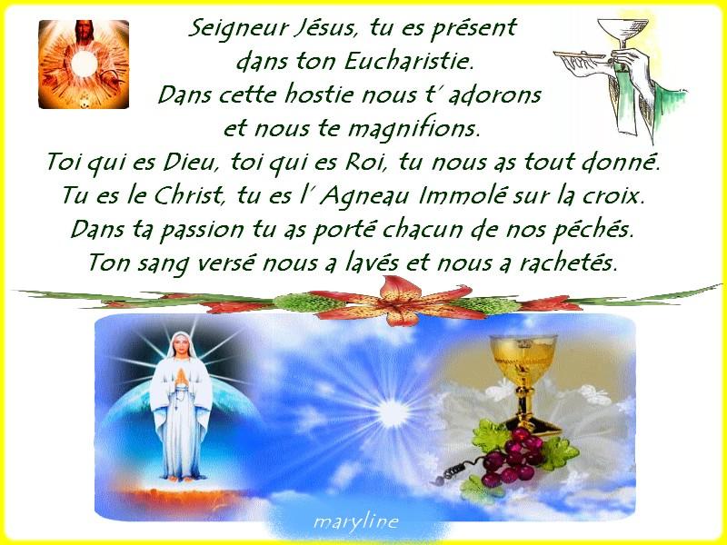 Sacré Coeur de Jésus / Dévotion Adory10
