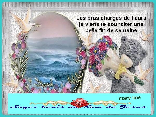 """Mot du jour en douceur  """"bonjour/ bonsoir/ merci"""" (juin 2014) Benis10"""