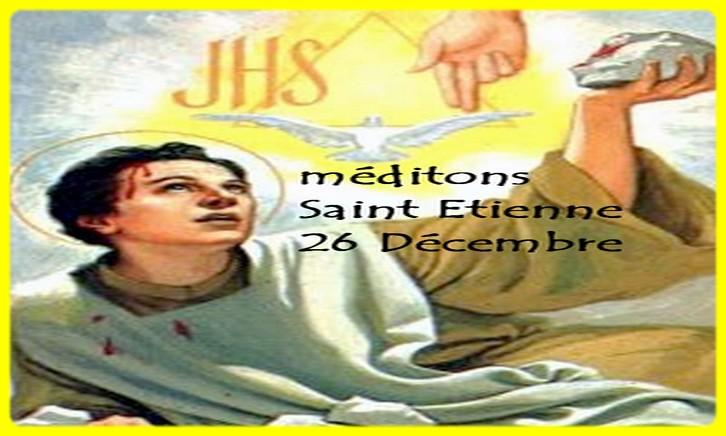 Vendredi 26 décembre - Saint Etienne..pardonnons Etienn11