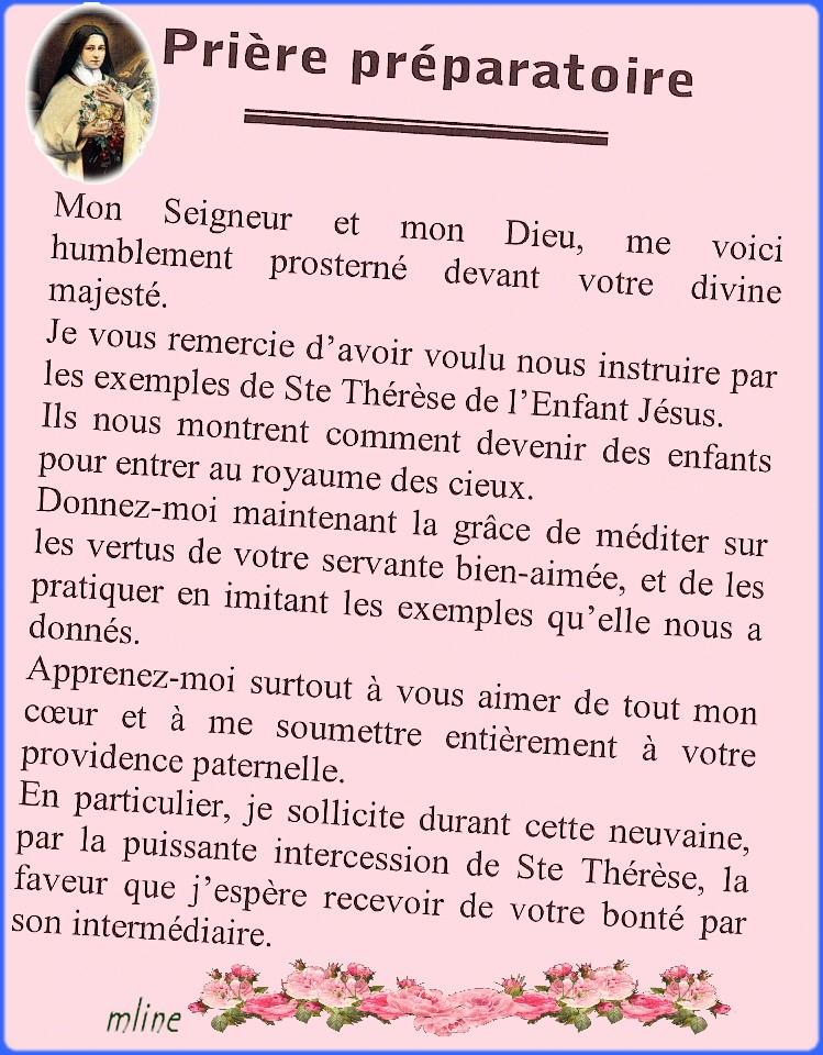 Neuvaine à Sainte Thérèse de Lisieux (22 Septembre / 1er octobre) Numyri10