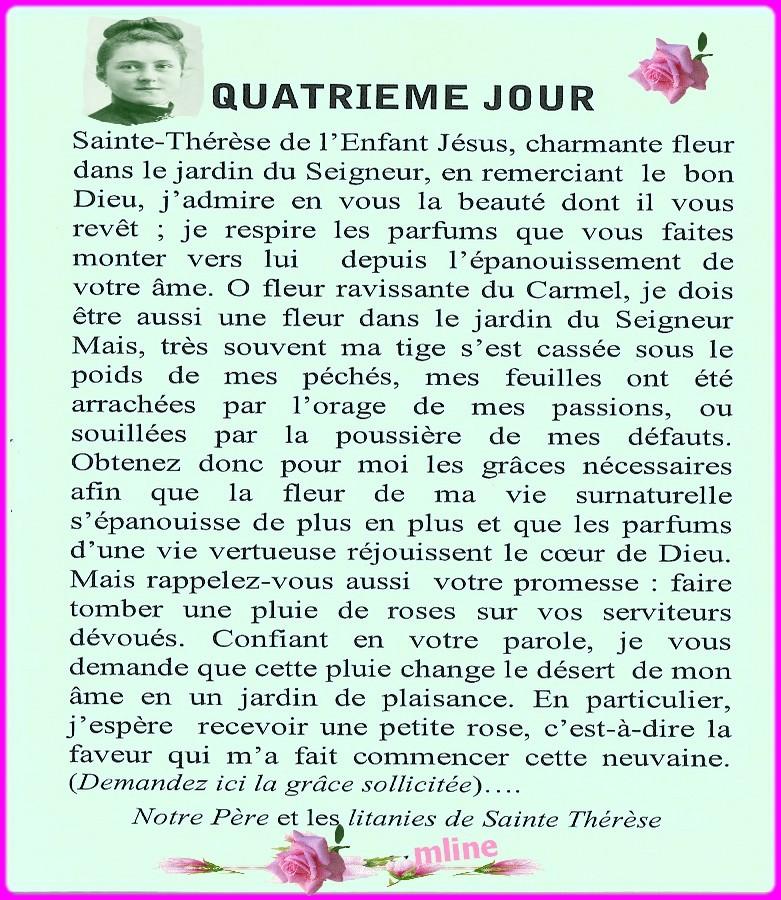 Neuvaine à Sainte Thérèse de Lisieux (22 Septembre / 1er octobre) The_410