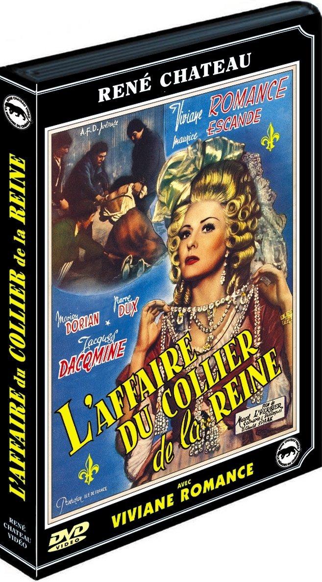 Film : L'affaire du collier, de Marcel Lherbier 71w6qu10