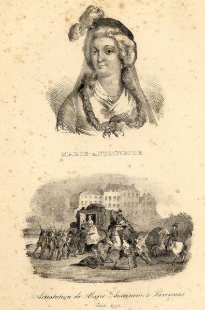La fuite vers Montmédy et l'arrestation à Varennes, les 20 et 21 juin 1791 - Page 4 Arrest11