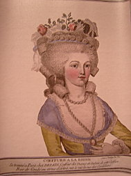 Les coiffures au XVIIIe siècle  Coifur10