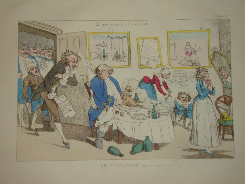 La fuite vers Montmédy et l'arrestation à Varennes, les 20 et 21 juin 1791 - Page 4 Repas10