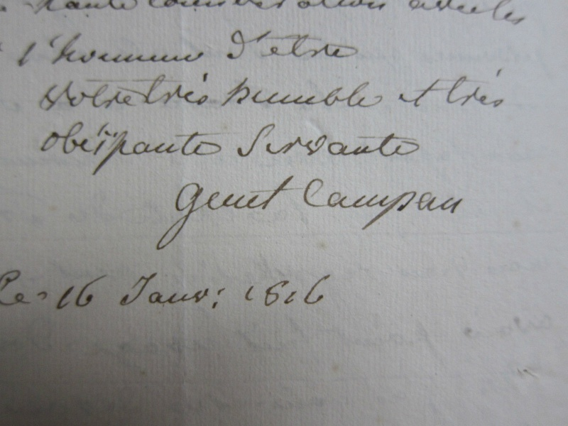 Henriette Campan Signat10