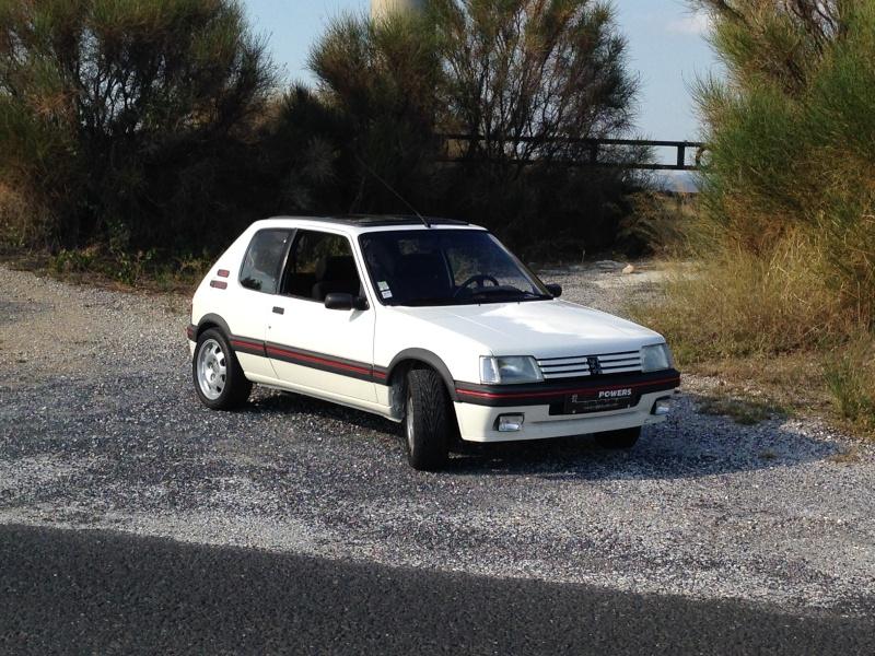 [Anterak78] 205 GTI 1.6L - 115cv - B.Meije - 1991 [A VENDRE] - Page 4 Photo410