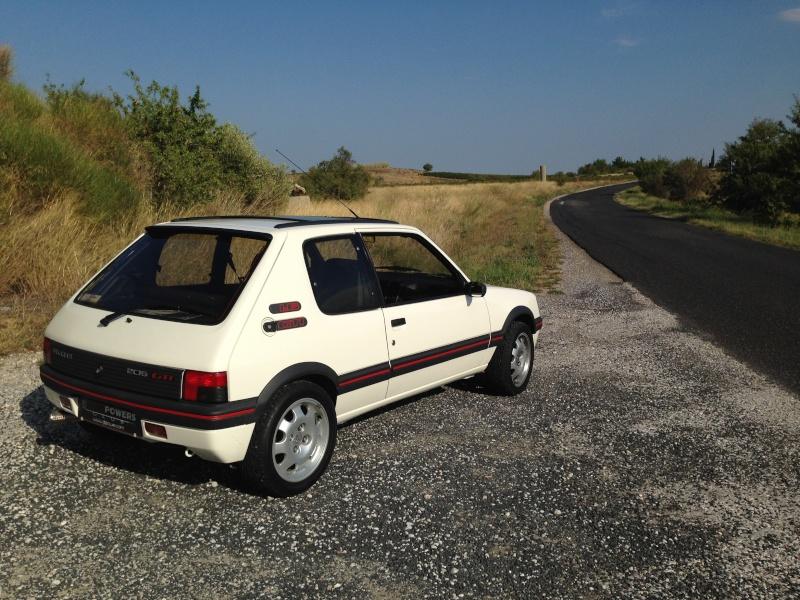 [Anterak78] 205 GTI 1.6L - 115cv - B.Meije - 1991 [A VENDRE] - Page 4 Photo_10