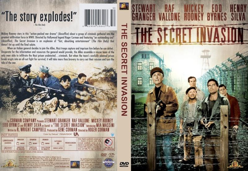 L'invasion secrète. The Secret Invasion. 1964. Roger Corman. 13276810