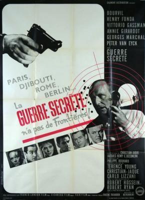 Guerre secrète- The Dirty Game- 1965-Christian Jaque/ W Klinger/ C Lizzani / T Young 4df9cb10