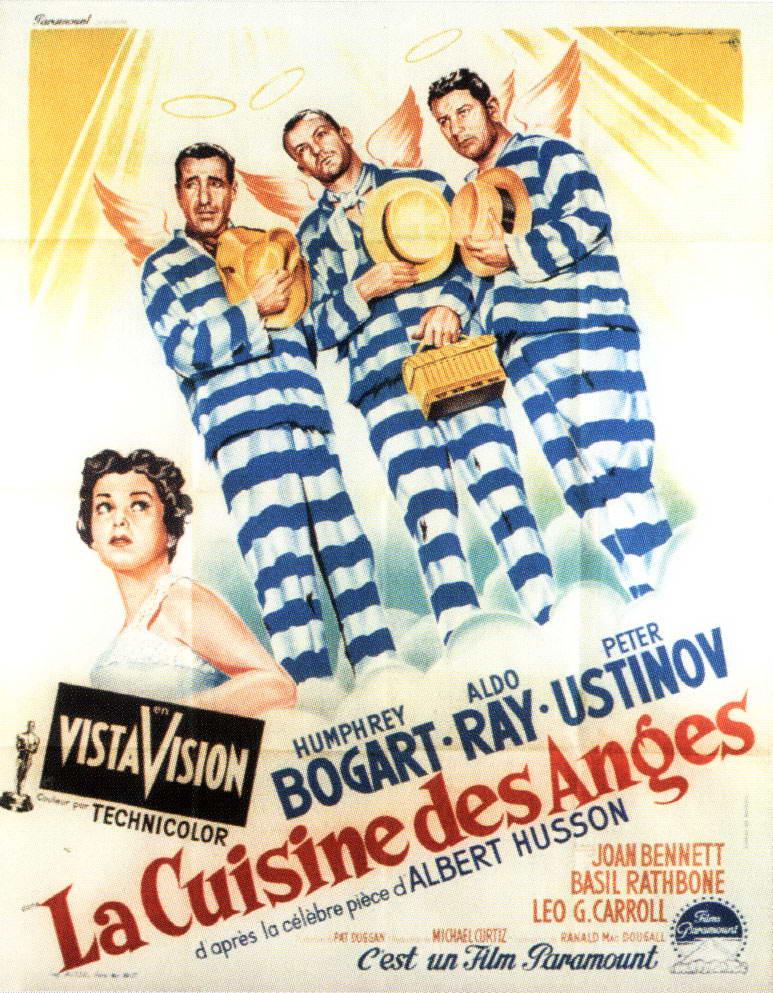 La cuisine des anges- We're no angels - 1955 - Michael Curtiz 5081510