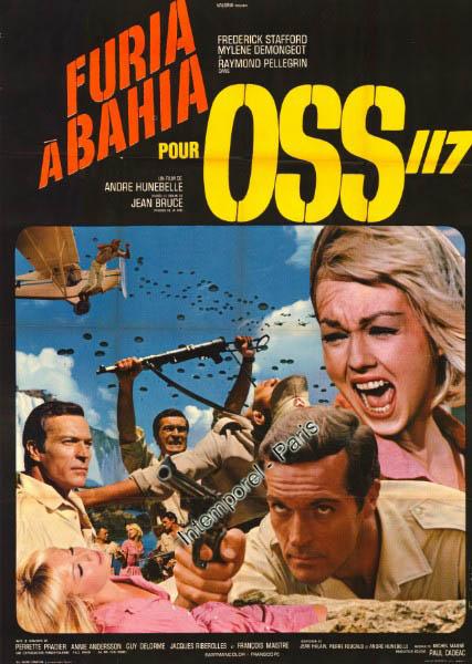 Furia à Bahia pour OSS 117 - 1965 - André Hunebelle 6719610