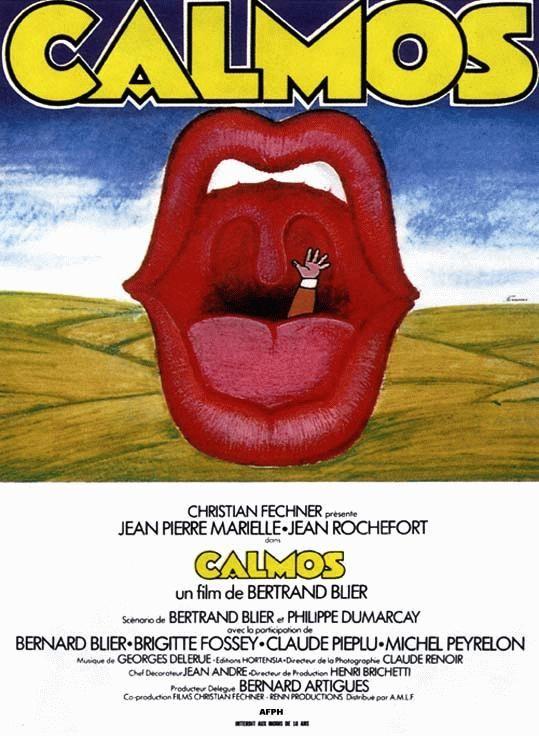 Calmos - 1975- Bertrand Blier Calmos10