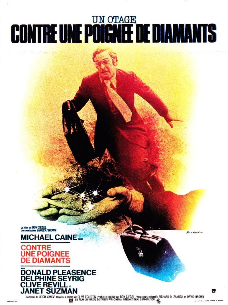 Contre une poignée de diamants- The Black Windmill- 1974- Don Siegel Contre10