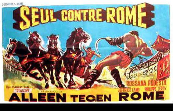 Seul contre Rome-Solo contro Roma-1962 -Luciano Ricci/ Riccardo Freda En112510