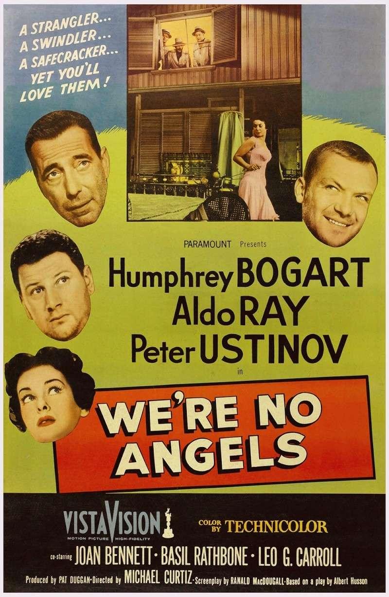 La cuisine des anges- We're no angels - 1955 - Michael Curtiz N05f0j10