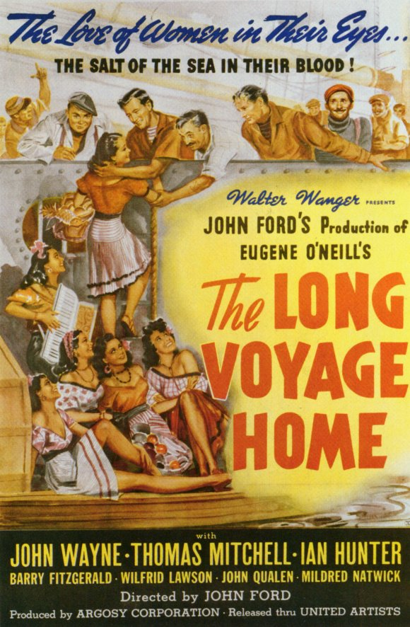 Les hommes de la mer- The long voyage Home - 1940- John Ford The-lo10