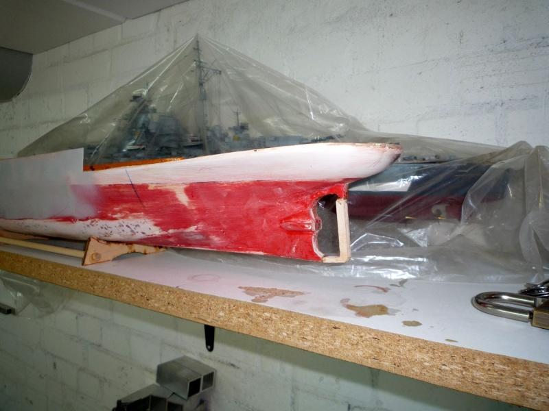 """Restaurierung der """"ZWARTE ZEE"""" 01612"""