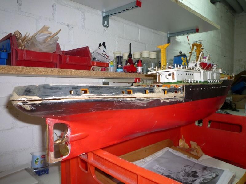 """Restaurierung der """"ZWARTE ZEE"""" P1050511"""