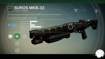 Armes spéciales de Destiny (Légendaire/Sniper/Conduit/Closing Time/Pistolet/Gun) Minisu11