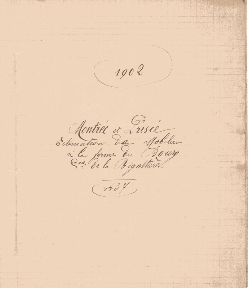 estimation mobilier ferme en 1902 Estima10