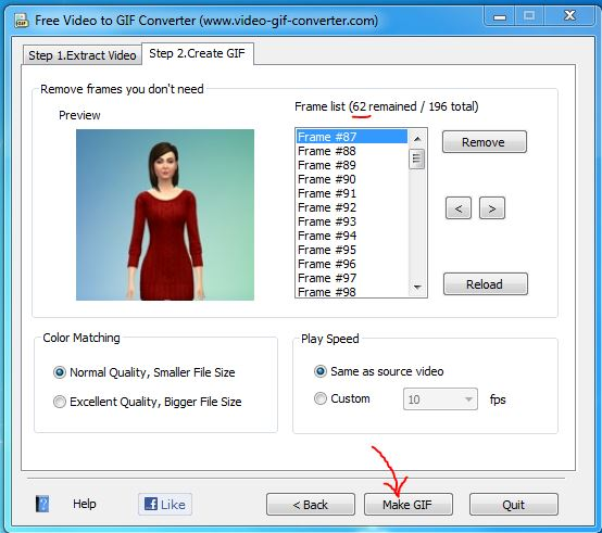 How to make an Animated GIF Avatar 2_610