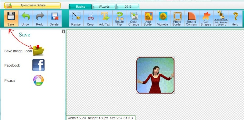 How to make an Animated GIF Avatar 3_310