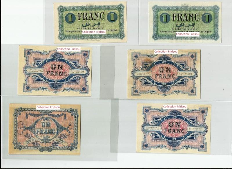 Collection Fridsou Chambre de commerce de Constantine de 1914 à 1923 Algérie Consta12