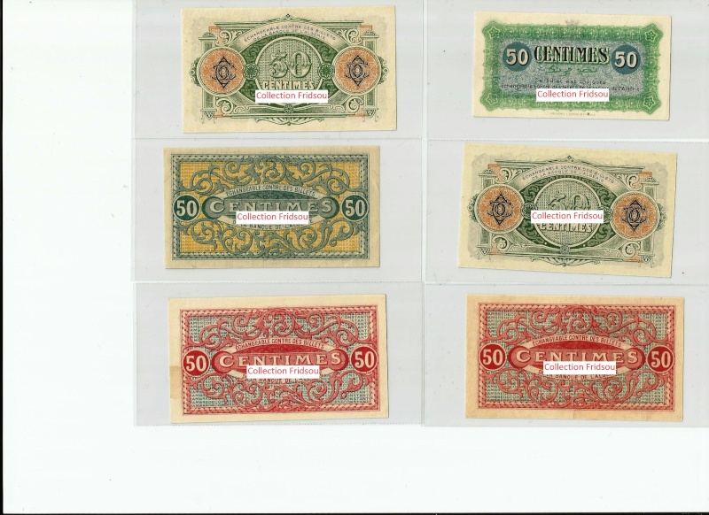 Collection Fridsou Chambre de commerce de Constantine de 1914 à 1923 Algérie Consta16