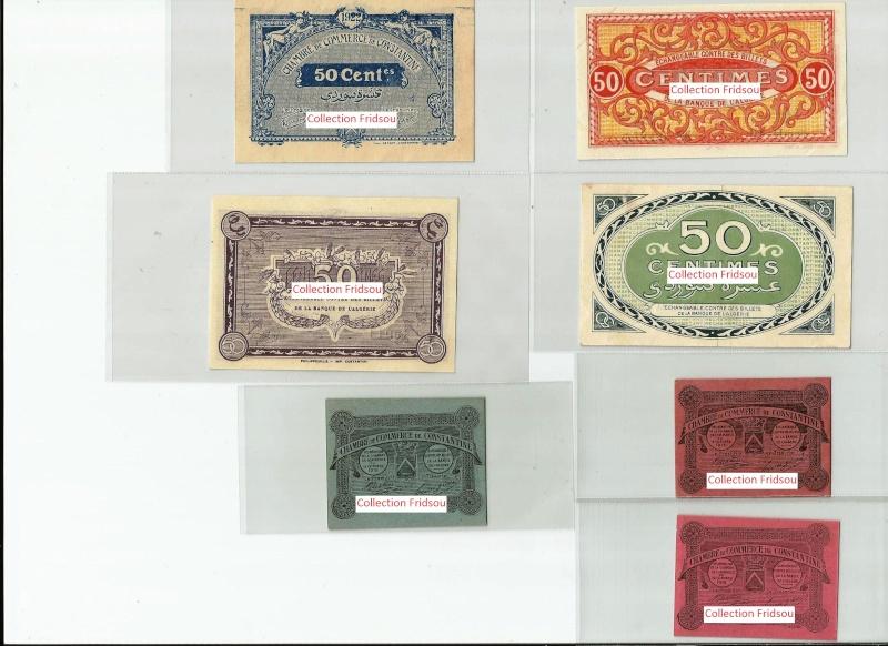 Collection Fridsou Chambre de commerce de Constantine de 1914 à 1923 Algérie Consta18