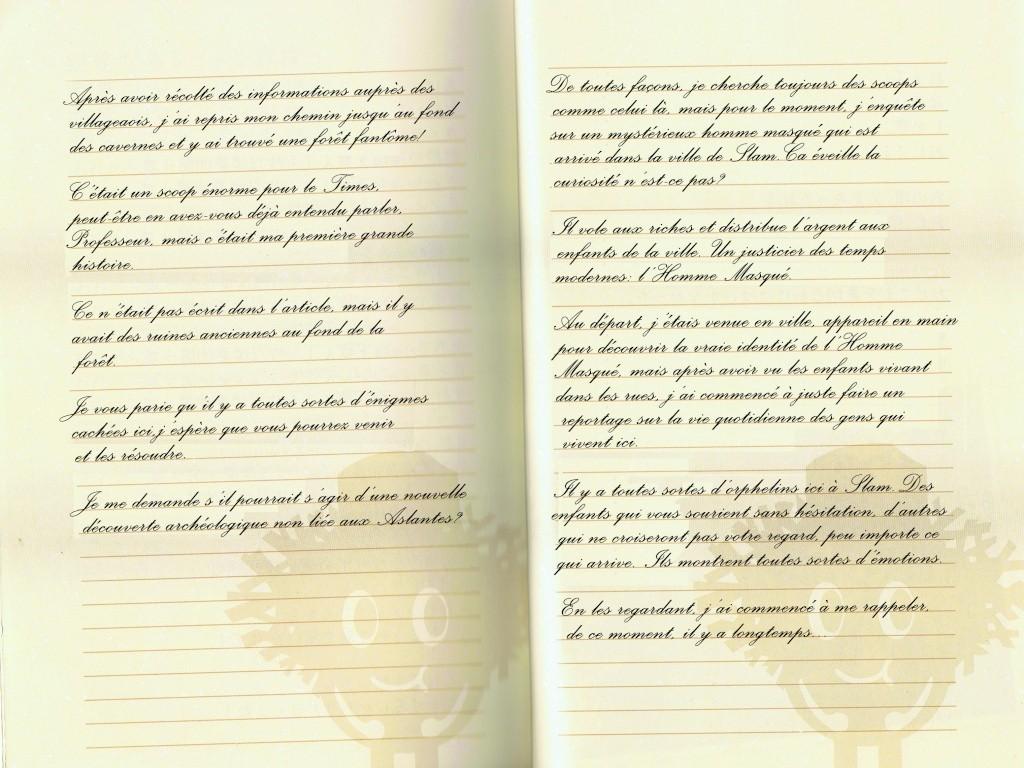 [Spoil PL6] Emmy's letter  Emmy_s30