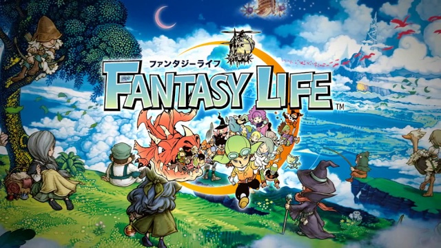 Fantasy Life Origin10