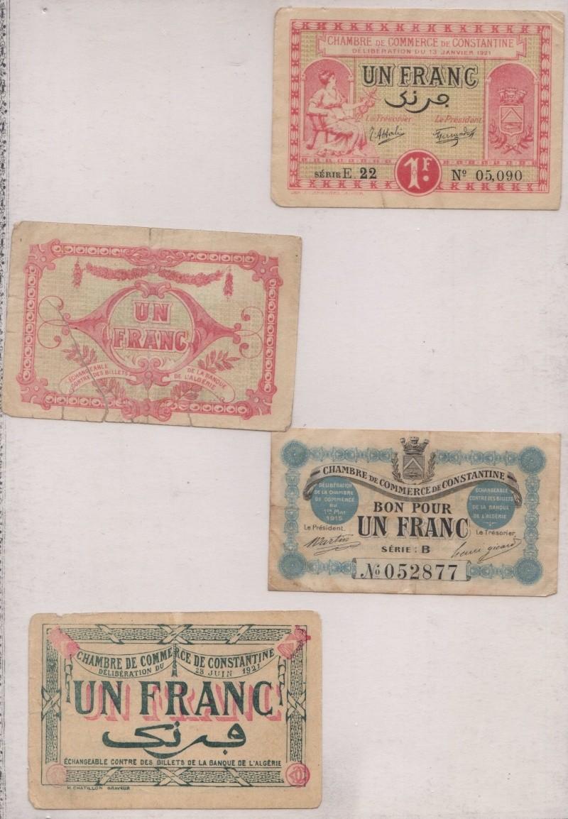 Collection Fridsou Chambre de commerce de Constantine de 1914 à 1923 Algérie Img15211
