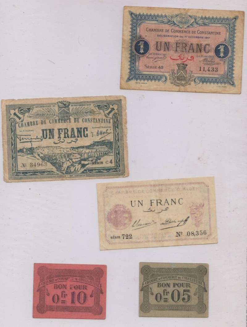Collection Fridsou Chambre de commerce de Constantine de 1914 à 1923 Algérie Img15311