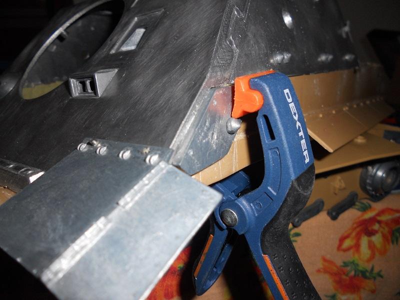 WIP Sturmtiger Asiatam Metal By CPT America Sturmt24