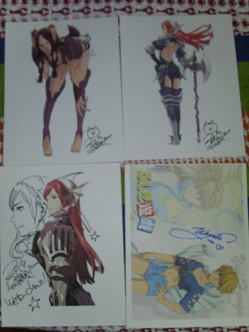 Your Anime/Manga Collection (DVD/Blu-Ray box sets, figures, manga volumes, all merchandise!) - Page 8 Dsci0822