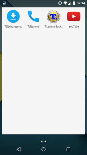 [Lollipop] Retour d'expériences Appli210