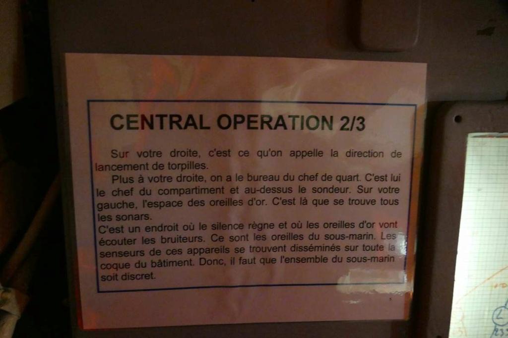 [Les Musées en rapport avec la Marine] Sous-Marin  Flore - Page 20 02329