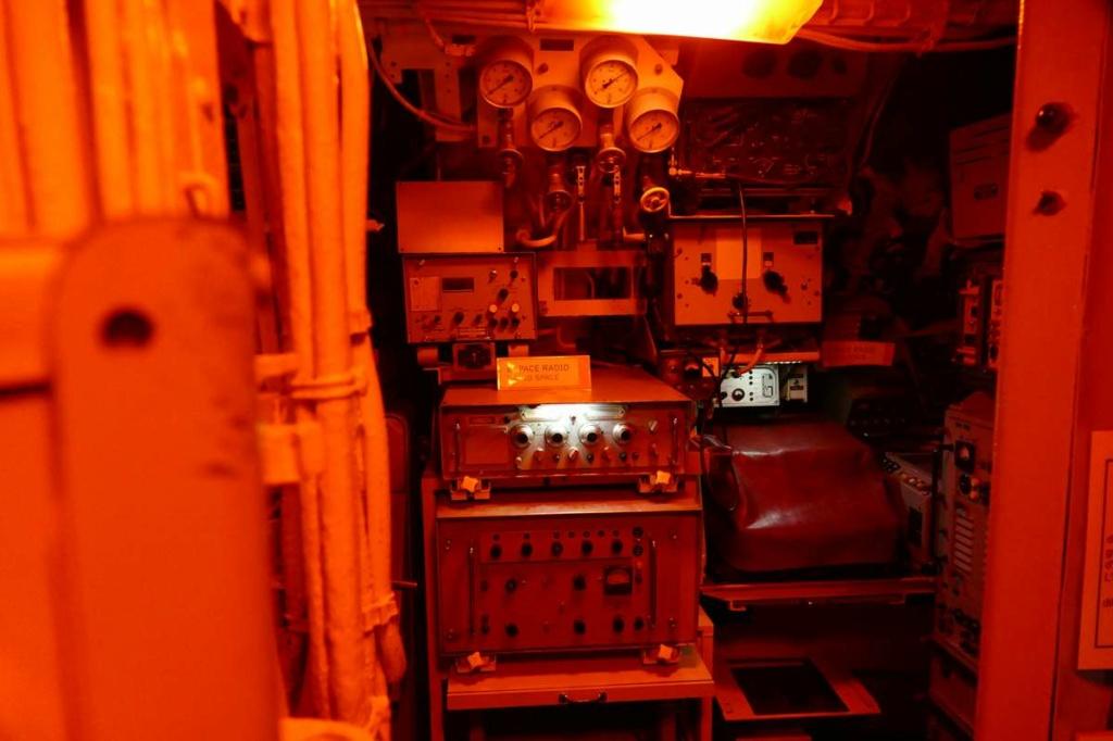 [Les Musées en rapport avec la Marine] Sous-Marin  Flore - Page 20 03129