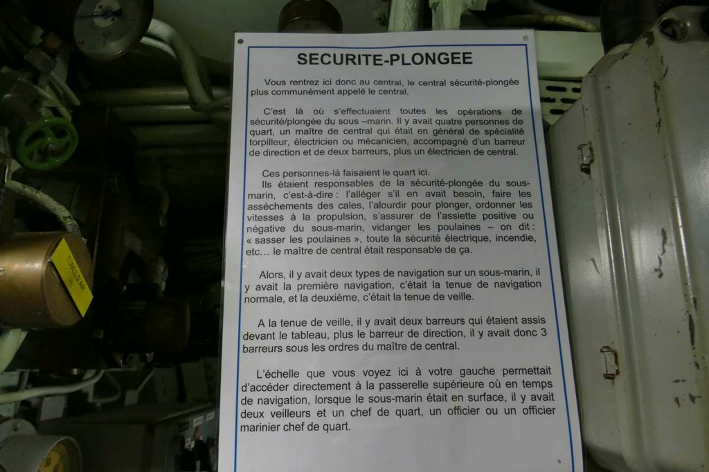 [Les Musées en rapport avec la Marine] Sous-Marin  Flore - Page 20 04026