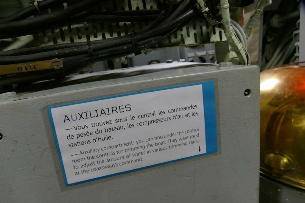 [Les Musées en rapport avec la Marine] Sous-Marin  Flore - Page 20 04227
