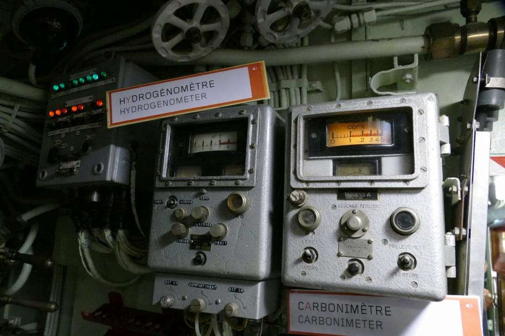 [Les Musées en rapport avec la Marine] Sous-Marin  Flore - Page 20 04425