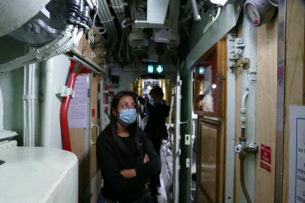 [Les Musées en rapport avec la Marine] Sous-Marin  Flore - Page 20 05028