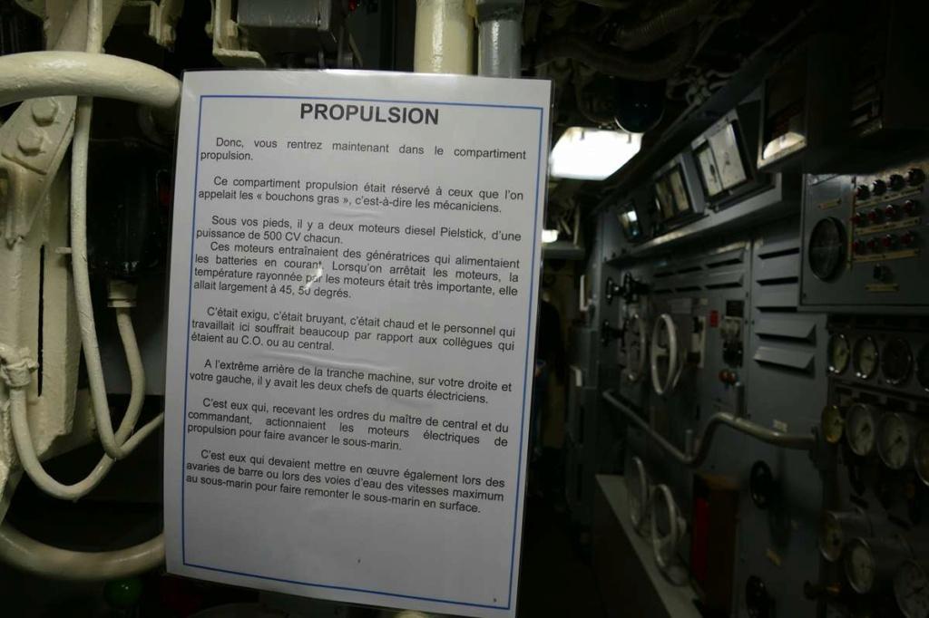 [Les Musées en rapport avec la Marine] Sous-Marin  Flore - Page 20 06226