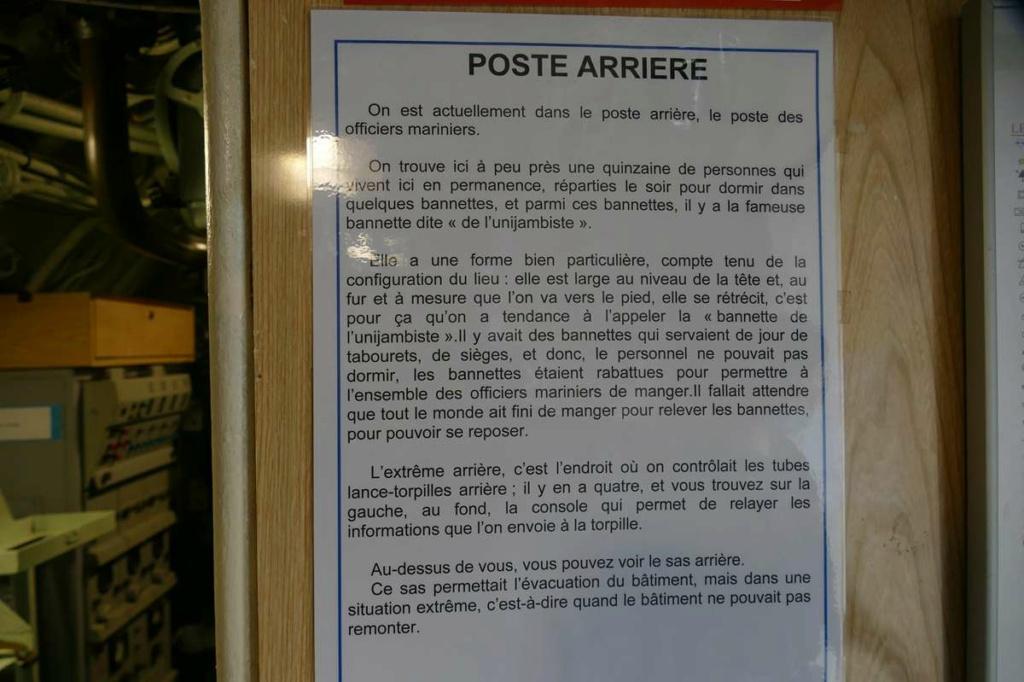 [Les Musées en rapport avec la Marine] Sous-Marin  Flore - Page 20 07632