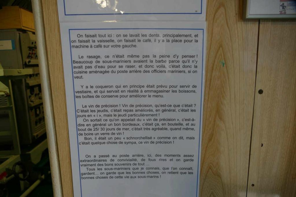 [Les Musées en rapport avec la Marine] Sous-Marin  Flore - Page 20 07726