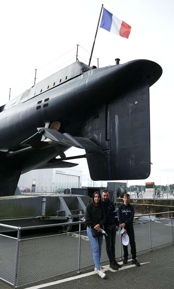 [Les Musées en rapport avec la Marine] Sous-Marin  Flore - Page 20 09223