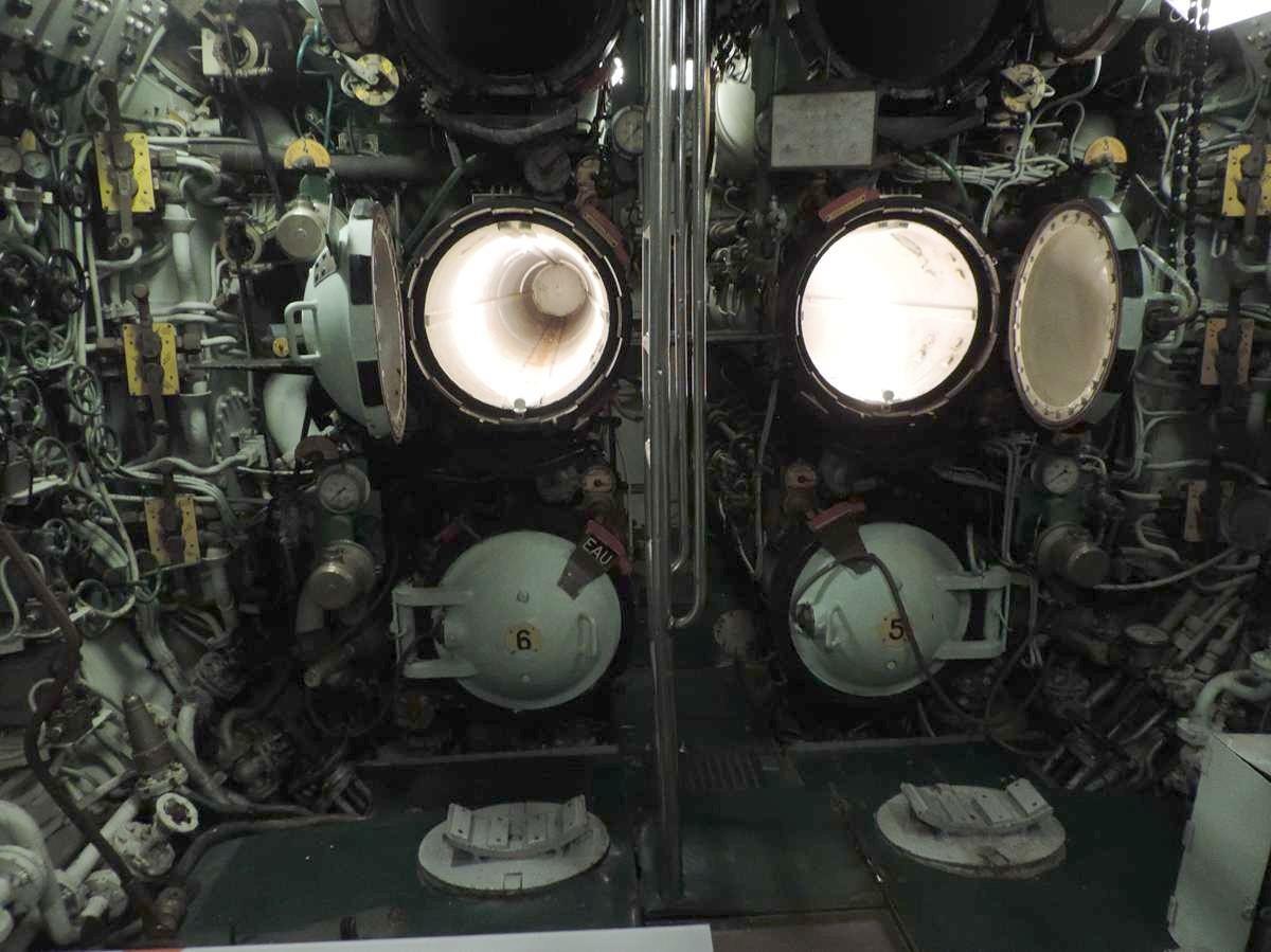[ Les musées en rapport avec la Marine ] Sous-Marin Espadon (Saint-Nazaire). - Page 2 094