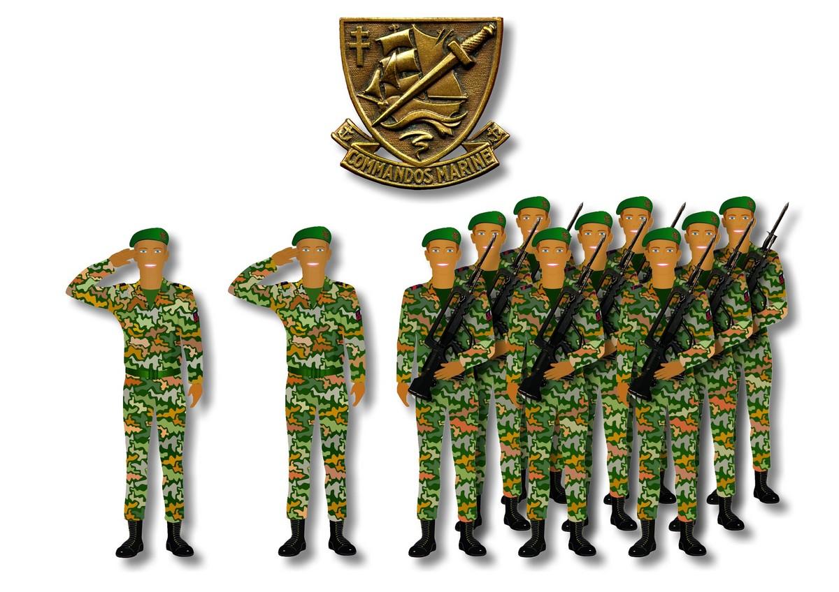 [LES TRADITIONS DANS LA MARINE] Planches dessins des grades et uniformes 1026