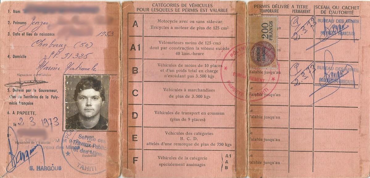 [Papeete] Le permis de conduire à Papeete durant nos campagnes - Page 12 1111610